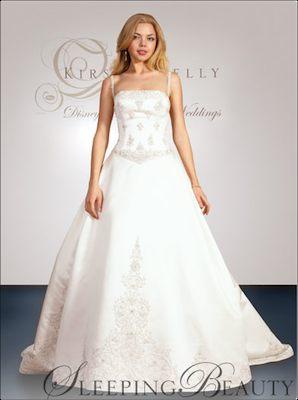 Disney Fairy Tale Wedding Dresses