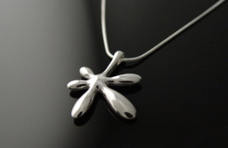 Leaflower-necklace